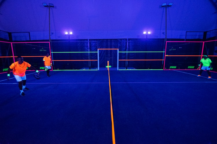 Ghost Padel Field
